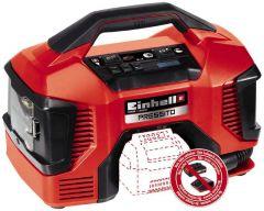 PRESSITOHybride Compressor 18 Volt excl. accu's en lader