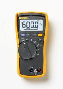 114 TRMS Digitale multimeter
