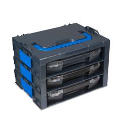 I-BOXX Rack G 3-comp. Incl. i-BOXXes 72