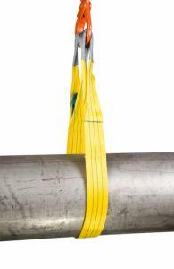 S1-PE-4M polyester hijsband met versterkte lussen 4.0 mtr 3000 kg 1211099