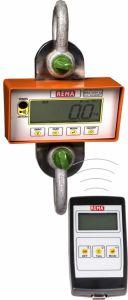 DSD05TX/RX-3.2T Dynamometer met afleesbare afstandsbediening 3200 kg model 05 1513005
