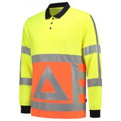 Poloshirt Verkeersregelaar 203002
