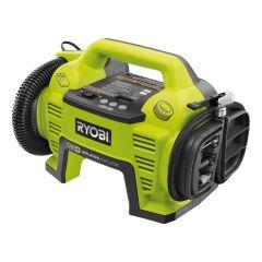 R18i-0 Akku Compressor 18 Volt excl. accu's en lader