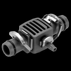 8333-20 Reduceer T-stuk 13/4,6mm