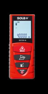 VECTOR 40 Laserafstandsmeter