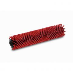 4.762-003.0 Walsborstel middel rood 400 mm