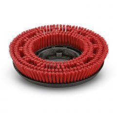 6.907-151.0 Borstel Middel rood 385 mm