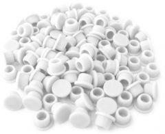 Afdekkappen voor Clamex Grauw Wit RAL 9002 90 graden 100 Stuks