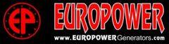 2 wielkit met hard kunststoffen wielen + handvatten voor Europower EP6500