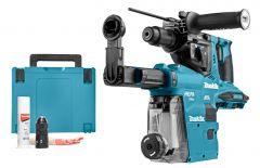 DHR281ZWJ Combihamer 2 x 18V met stofafzuiging excl. accu's en oplader + 5 jaar dealer garantie!