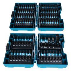 E-03109 Impact Black-Bit-Set 25/50 mm – 90 – Delig in 2 bit-boxen