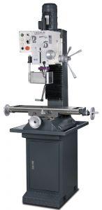 MB4 Precisie Boorfreesmachine met tandwielaandrijving en 12 spilsnelheden 400V