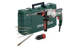 600697850 UHE 2660-2 Quick Multi-hamer set + snelspanboorhouder 800 Watt 18 Nm 2,8 Joule