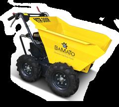 MTR-300R Mini Transporter met vierwielaandrijving 300 kg