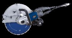 DS-4000 Doorslijper 230V 400mm nat en droog