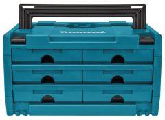 P-84333 Makstor nr.3-6 6 middelgrote lades