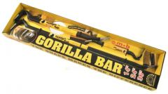 Gorilla bar Set Koevoet met spijkertrekker 300/600/900 mm