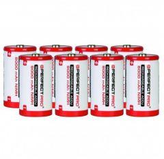 Batterij D8 NiMH 8000 mAh 8 stuks