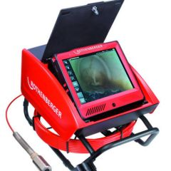 ROCAM 4 plus Inspectiecamera - 30m kabel, 30mm camerakop