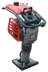 RTX-60 Trilstamper met Honda GX100 motor