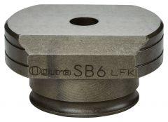 SC00000203 Matrijs rond 6mm voor DPP200