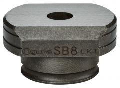 SC00000207 Matrijs rond 8mm voor DPP200