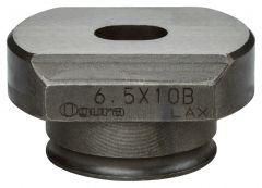 SC00000244 Matrijs ovaal 6,5 x 10mm voor DPP200