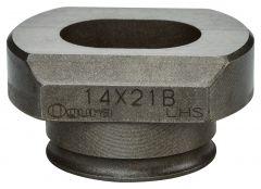 SC00000266 Matrijs ovaal 14 x 21mm voor DPP200