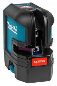 SK105DZ Zelfnivellerende Kruislijn Laser Rood excl. accu's en lader + dealer garantie!