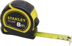 Rolbandmaat Stanley Tylon 8m - 25mm
