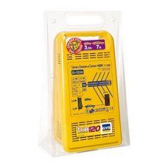 TCB 90 Acculader 230 V, 12 V, 120 Watt, 15 - 90 Ah