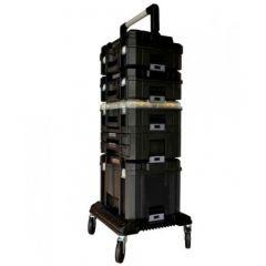 TSTAKCOMBO1 Koffers FATMAX® TSTAK COMBO1 Compleet met Wielen