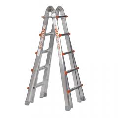 4 x 5 Telescoopladder