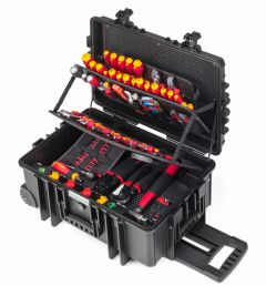 42069 Gereedschapset elektricien Competence XXL 2 - 115-delig