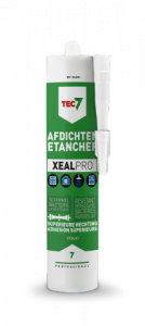 XealPro All-In-One Afdichtings- en Afwerkingskit Transparant patroon 310ml