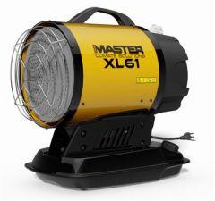XL61 Diesel Infrarood Heater 17kW
