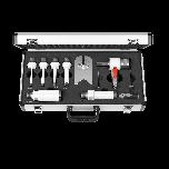 ETSET04000 Tegelboorset voor Tegels en Natuursteen 6-8-10-12-25-36mm