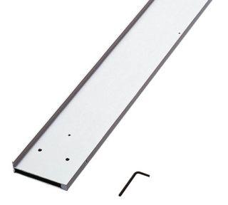 Geleidingsliniaal lengte 3 m (2-delig met verbindingsstuk)