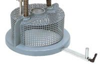 Speciale boorstandaard voor ringverbindingen ZB400/ZB600
