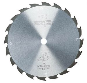 Mafell Zaagblad-HM, 160 x 1,2/1,8 x 20 mm, Z 32, WZ