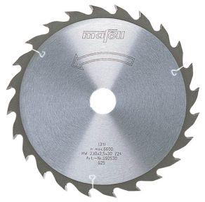 Mafell Zaagblad-HM, 250 x 2,8 x 30 mm, Z 24, WZ