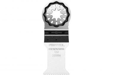 203338 Universeel zaagblad USB 50/35/Bi/OSC/5 50x35mm 5 stuks voor OSC 18
