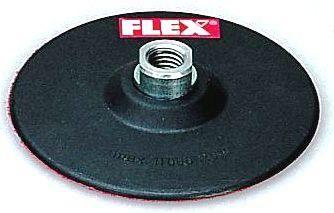 Velcro steunschijf elastisch 125 mm M14