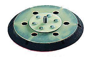 Schuurzool 150 mm Velcro Zacht