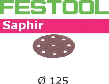 493126 Schuurschijven Saphir STF D125/90 P50 SA/25