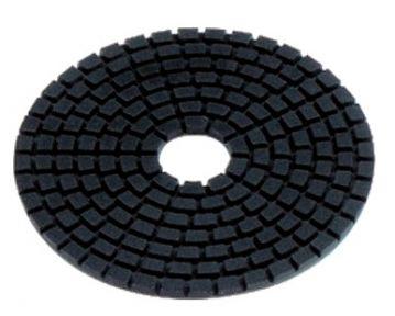 Flex Dry-Jet velcro-diamantschijf (droog en nat) 100 mm Korrel 60