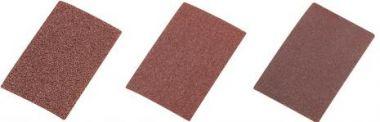 Velcro-schuurpapier 39 x 60 mm Korrel P120