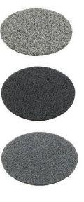 Schuur-polijstpad 125 mm Korrel S2500