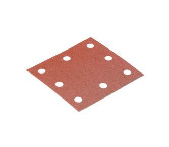 115x105 PU-P80 VE25 Velcro-schuurpapier PURFLEX Korrel 80 25 stuks