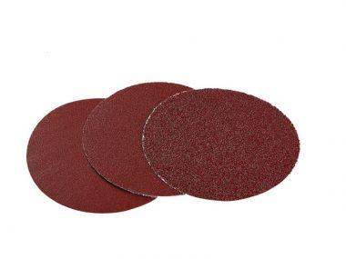 Schuurpapier Velcro 115 mm K80